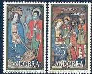 Selos de Portugal e do mundo : Selos de Espanha