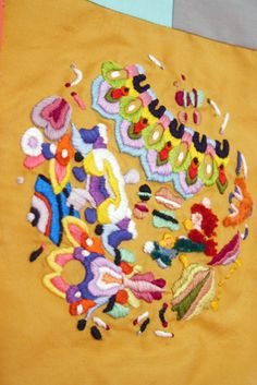 Lorena Marañon | embroidery