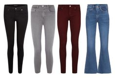 """""""Stretchy jeans"""" by"""