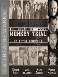 cover image of The Great Tennessee Monkey Trial