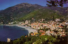 Levanto, Italy - beautiful beaches!