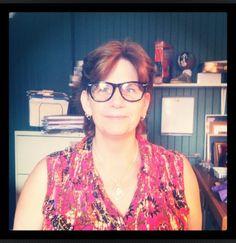 Ellen is rocking the nerd glasses!    www.paradisoinsurance.com  860-684-5270