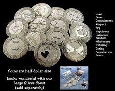 English Unity Coins, Wedding Arras 13... $45.95 #bestseller