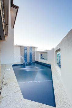 Concrete pool in Western Australia Perth Australia, Western Australia, Concrete Pool, Landscaping Ideas, Swimming Pools, Spa, Landscape, Outdoor Decor, Home Decor