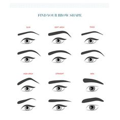 different-eyebrow-trend