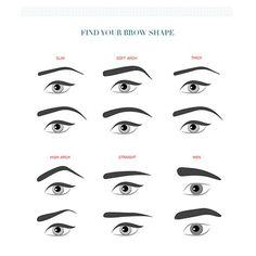 different-eyebrow-trend