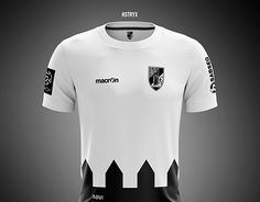 """Check out new work on my @Behance portfolio: """"Vitória Sport Clube 
