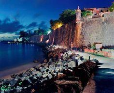 Puerto Rico..., viviendo aquí' lloro por lo que te hacen. Viviendo lejos de ti muero por verte...