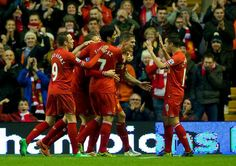 Agger after scored