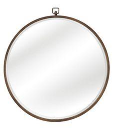 Bassett Mirror M3667BEC Quinn Wall Mirror Bassett Mirror ... https://www.amazon.com/dp/B00MV1N9OK/ref=cm_sw_r_pi_dp_XvxAxb9QCHZXM