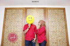 Always Smile  | Pre Wedding Photo Session Tata & Guntur |  By. Sate Creative