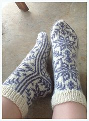 Ravelry: Russesokker pattern by Bente Myhrer and Lilly Secilie Brandal