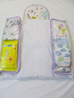 34 ideas sewing baby mat children for 2019 Sewing Projects For Kids, Sewing For Kids, Baby Sewing, Crafts For Kids, Baby Diaper Bags, Baby Bibs, Baby Changer, Diy Bags No Sew, Wishes For Baby