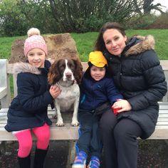 Millie with Dani, Lola & Freddie Pup, Puppies, Dog Baby, Puppys