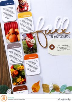 This I Love: Fall by PamBaldwin at @studio_calico