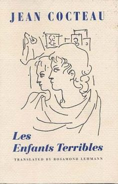Les Enfants Terribles by Jean Cocteau Poster Wall, Poster Prints, Acid Art, Jean Cocteau, Photocollage, Exhibition Poster, Illustrations And Posters, Line Drawing, Wall Prints