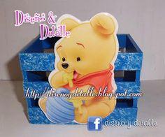 Diseño y Detalle: Sorpresas Infantiles de Winnie Pooh Baby - Javitas
