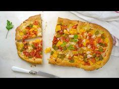 Pastelitos de verduras. Una receta deliciosa con paso a paso y video Hawaiian Pizza, Coco, Vegetable Pizza, Cup Cakes, Youtube, Vegetable Pie, Vegetarian Recipes, Tasty Food Recipes, Appetizers
