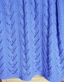 Blodwen baby Blanket