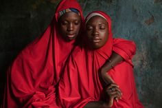 Young women who were captives of Boko Haram speak.