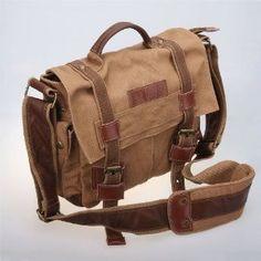 Koolertron DSLR SLR Camera Canvas Shoulder Bag