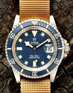 Vintage Tudor Snowflake /// Founded 170 years ago, GOBBI 1842 is an official retail store for refined jewelleries and luxury watches such as Tudor in Milan. Check the website : http://www.gobbi1842.it/?lang=en