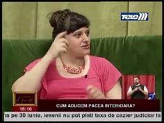 """Niculina Gheorghiță la Oameni de Poveste - """"Cum aducem pacea interioară?... Wake Up, Motivational, Inspirational, Blog, Blogging"""