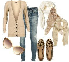 """cheetah"" by elizabethanne2 on Polyvore"