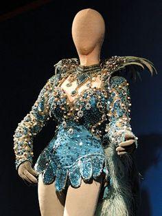 Ladies circus costume