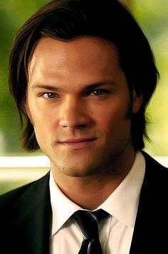 "Soulless Sam - the look says it all!! Jared is great at morphing into these ""other"" characters!!"