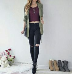 Opposites attract or? (Sweet Pea FF) - Kleidung Teen Fashion Outfits, Mode Outfits, Cute Fashion, Outfits For Teens, Winter Outfits, Summer Outfits, Womens Fashion, Trendy Teen Fashion, Grunge Outfits