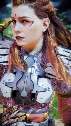 Still can't get over these graphics Video Game Characters, Female Characters, Horizon Zero Dawn Aloy, Until Dawn, Female Character Design, Pixel Art, Cute Girls, Video Games, Cosplay