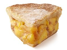 Peach Pie Recipe - filling: added almond extract, maple extract ...