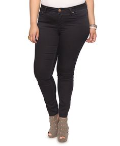 Stretch Skinny Jeans | FOREVER21 PLUS - 2000037352