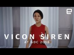 (2) Vicon Siren first look at GDC 2018 - YouTube