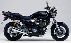 YAMAHA 1999-XJR1300 Black (BL2)