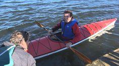 Rick visits Algonquin Park where Olympian Adam van Koeverden teaches him how to kayak. Algonquin Park, Olympians, Kayaking, Van, Canada, Travel, Youtube, Kayaks, Viajes