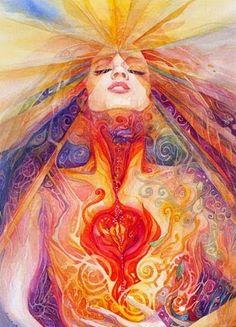 ALUM - Centro Holistico : La Mujer y la energía del Corazón