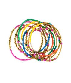 Summer bracelets by h