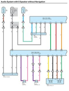 2007 Camry wiring diagram | Working in my Garage | Pinterest | 2007 camry, Toyota camry and Toyota