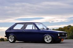 The Audi 50