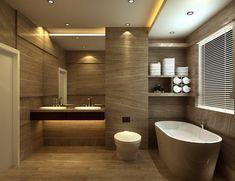 Grab the latest ideas to make your bathroom look gorgeous. Watch it:   #DecorSolutions #InteriorDesigners #CorporateDecorators