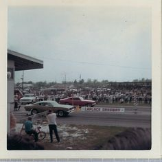 LaPlace Dragway 1968