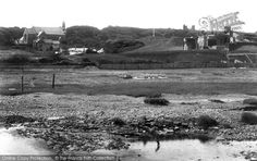 Bude, Castle And Church 1906, from Francis Frith