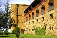 Castillo de Benavente. Zamora