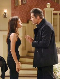 Week of 12/7/15 | Days of our Lives | NBC..Rafe becomes suspicious of Hope's behavior..