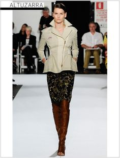 Show of the Day: Altuzarra S/S 2013 - Celebrity Style and Fashion from WhoWhatWear