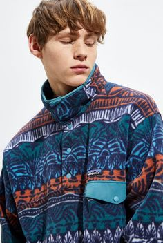 Patagonia Lightweight Synchilla Snap-T Fleece Pullover Sweatshirt Patagonia Pullover, Patagonia Synchilla, Fashion Shoot, Fashion Outfits, Mens Essentials, Hippy, Perfect Fit, Fitness Models, Sweatshirts