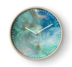 Quantum Quattro Clock by lightningseeds® for crystalapertures.rocks.