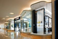 The Beauty Gallery/Pacific Place Hong Kong